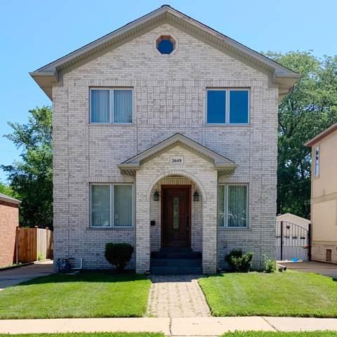 2649 Clarke Street, River Grove, IL 60171 (MLS #10506559) :: Baz Realty Network | Keller Williams Elite