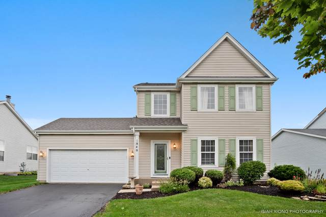 1840 Fescue Drive, Aurora, IL 60504 (MLS #10506613) :: The Wexler Group at Keller Williams Preferred Realty