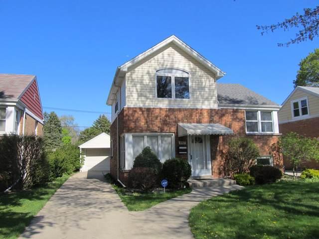8917 Marmora Avenue, Morton Grove, IL 60053 (MLS #10506852) :: Baz Realty Network | Keller Williams Elite