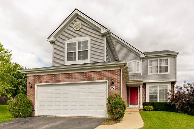 27 Augusta Drive, Streamwood, IL 60107 (MLS #10507251) :: Ani Real Estate
