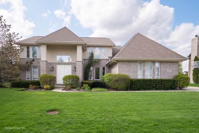 2890 Daulton Drive, Buffalo Grove, IL 60089 (MLS #10507315) :: Baz Realty Network | Keller Williams Elite