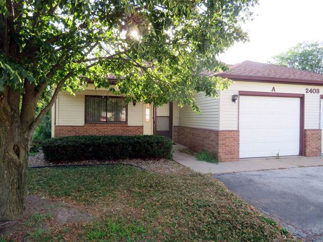 2403 Coventry Court A, Sterling, IL 61081 (MLS #10507460) :: The Mattz Mega Group