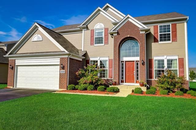 3589 Lexington Lane, Carpentersville, IL 60110 (MLS #10507482) :: Baz Realty Network | Keller Williams Elite