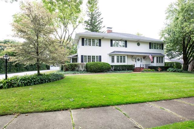 1448 Braeburn Avenue, Flossmoor, IL 60422 (MLS #10507522) :: Baz Realty Network   Keller Williams Elite