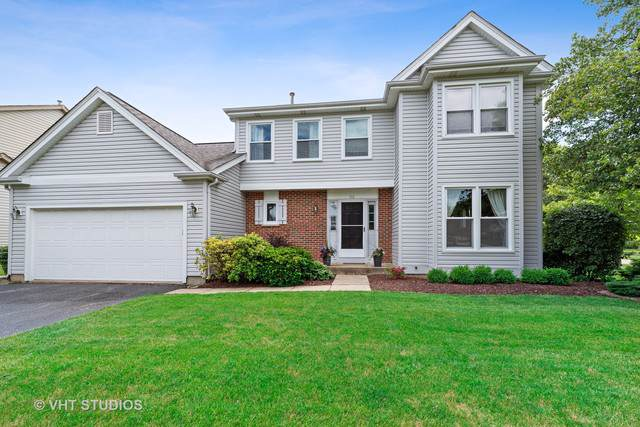 111 Newfield Drive, Buffalo Grove, IL 60089 (MLS #10507686) :: Baz Realty Network | Keller Williams Elite