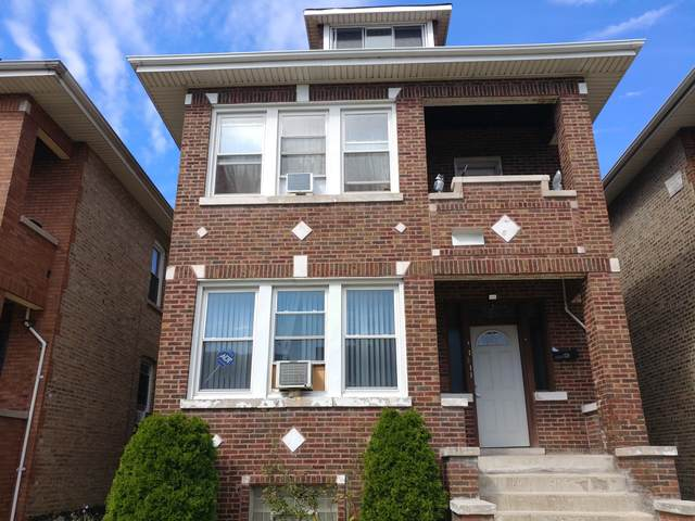 5752 S Whipple Street, Chicago, IL 60629 (MLS #10507976) :: The Perotti Group   Compass Real Estate