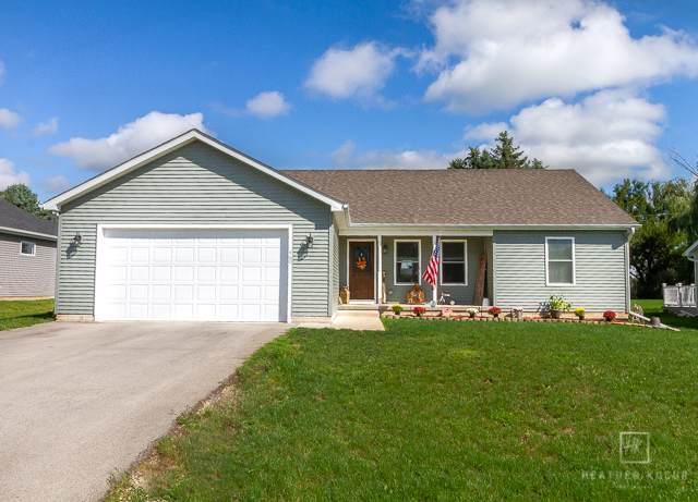 460 Lasalle Drive, Lake Holiday, IL 60552 (MLS #10508128) :: Ryan Dallas Real Estate