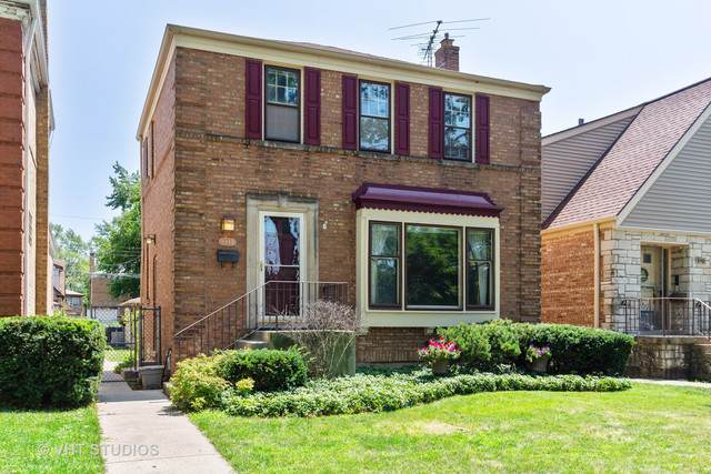 6443 N Ogallah Avenue, Chicago, IL 60631 (MLS #10508371) :: The Perotti Group | Compass Real Estate