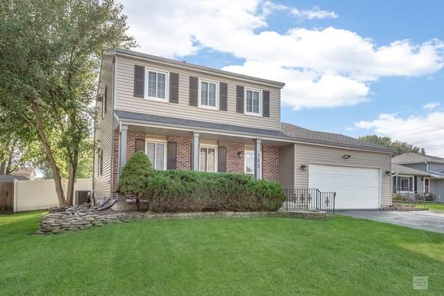 123 Kristine Street, Oswego, IL 60543 (MLS #10508509) :: O'Neil Property Group
