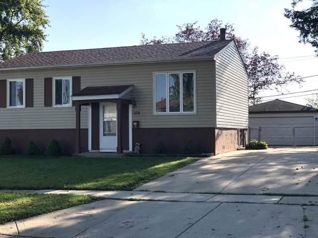 109 Ridge Circle, Streamwood, IL 60107 (MLS #10508654) :: Ani Real Estate