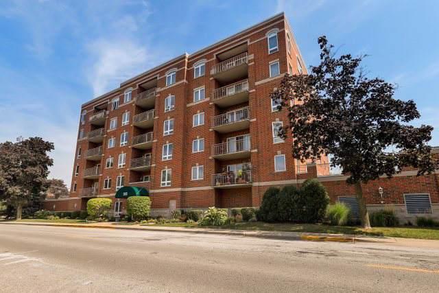 365 Graceland Avenue 604A, Des Plaines, IL 60016 (MLS #10508947) :: Property Consultants Realty