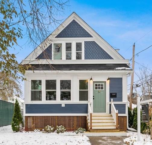 1424 Dewey Avenue, Evanston, IL 60201 (MLS #10508960) :: Property Consultants Realty