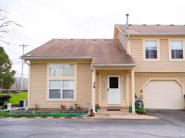 167 Hazelnut Drive #167, Streamwood, IL 60107 (MLS #10509060) :: Ani Real Estate