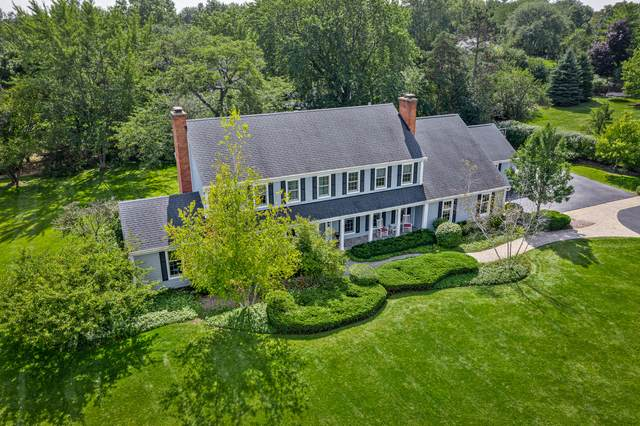 1555 Appleby Road, Inverness, IL 60067 (MLS #10509141) :: The Perotti Group | Compass Real Estate