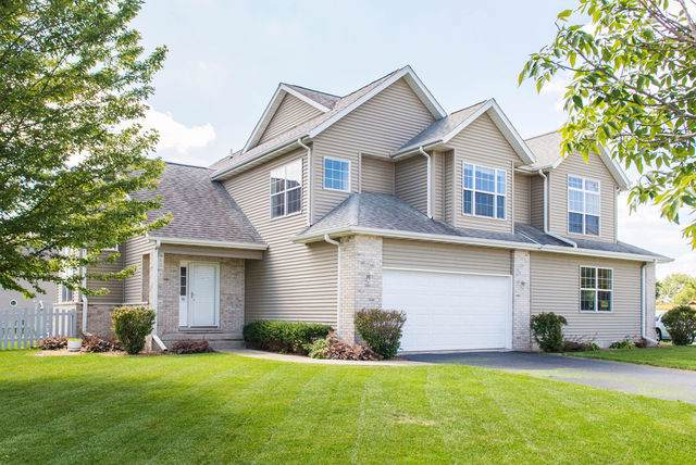 90 E Maple Avenue, Cortland, IL 60112 (MLS #10509292) :: John Lyons Real Estate