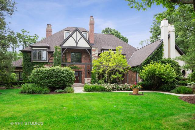 705 Mckinley Lane, Hinsdale, IL 60521 (MLS #10509375) :: John Lyons Real Estate