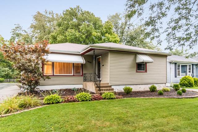 1656 Linden Road, Homewood, IL 60430 (MLS #10509382) :: Touchstone Group