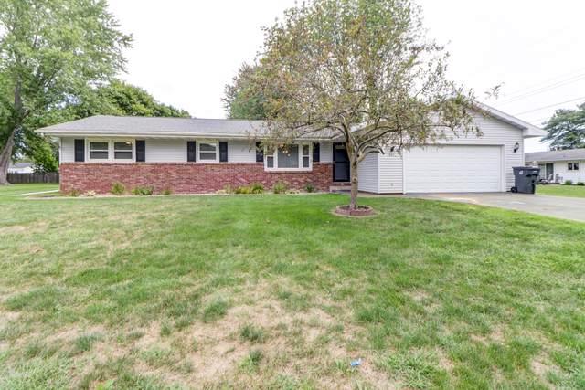301 Paul Street, VILLA GROVE, IL 61956 (MLS #10509802) :: Ryan Dallas Real Estate