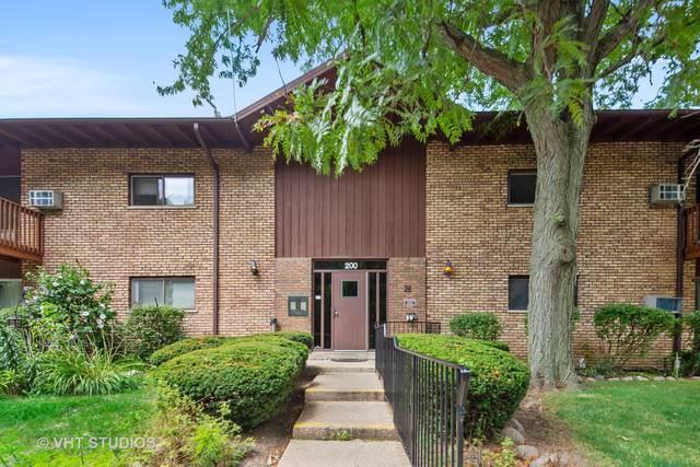 200 Willow Lane #212, Willow Springs, IL 60480 (MLS #10509835) :: John Lyons Real Estate