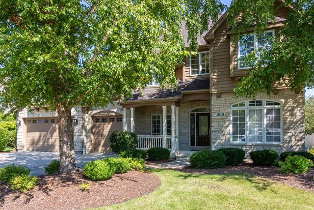 5208 Bamboo Lane, Naperville, IL 60564 (MLS #10510006) :: Berkshire Hathaway HomeServices Snyder Real Estate