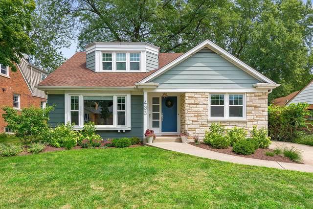 433 Dover Avenue, La Grange Park, IL 60526 (MLS #10510086) :: Angela Walker Homes Real Estate Group