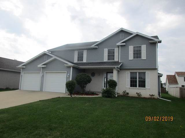 307 Gambel Court, Normal, IL 61761 (MLS #10510097) :: Berkshire Hathaway HomeServices Snyder Real Estate
