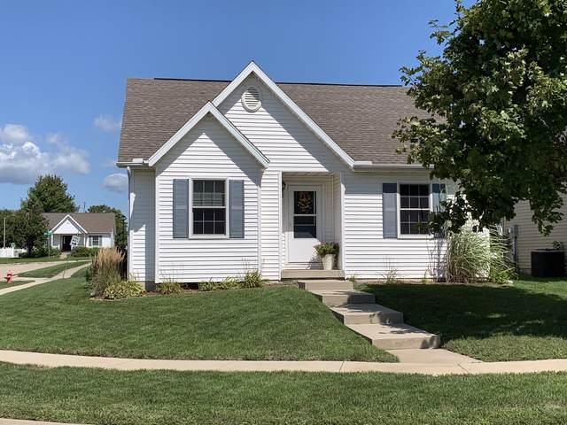 912 Teegan Street, Normal, IL 61761 (MLS #10510130) :: BNRealty