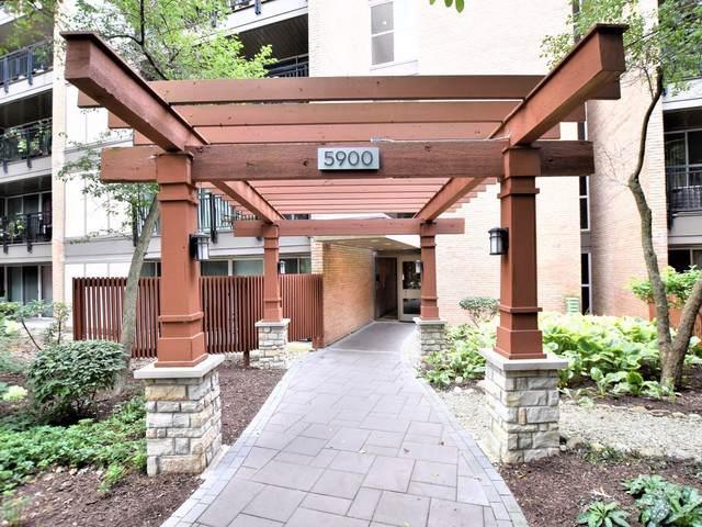 5900 Oakwood Drive 2M, Lisle, IL 60532 (MLS #10510133) :: Property Consultants Realty