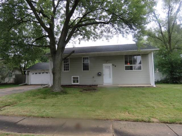 518 Hillside Drive, Streamwood, IL 60107 (MLS #10510237) :: Janet Jurich Realty Group