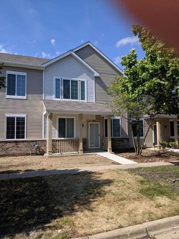 93 Strawflower Court #356, Romeoville, IL 60446 (MLS #10510549) :: Angela Walker Homes Real Estate Group