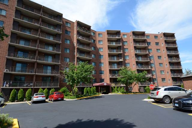 1 Bloomingdale Place #616, Bloomingdale, IL 60108 (MLS #10511423) :: Ani Real Estate