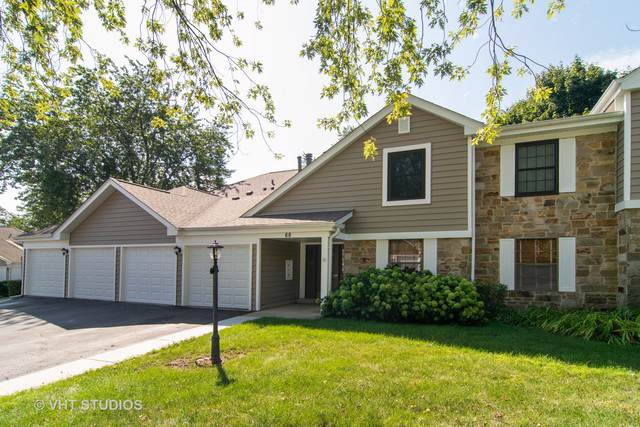 68 Margate Court A2, Schaumburg, IL 60193 (MLS #10511472) :: Property Consultants Realty