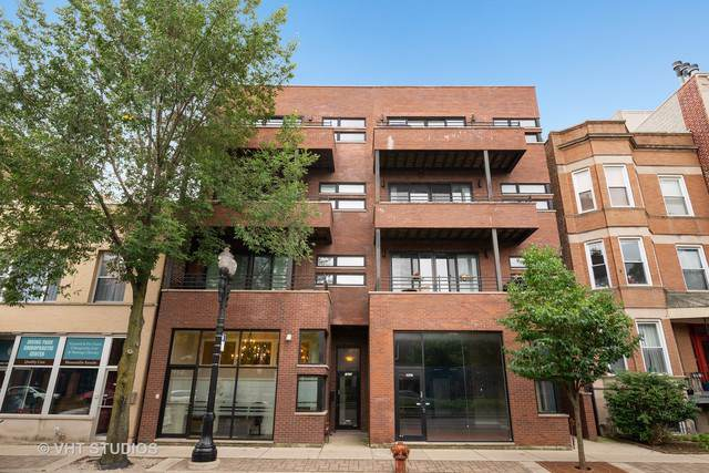 1925 W Irving Park Road #4, Chicago, IL 60613 (MLS #10511520) :: Baz Realty Network | Keller Williams Elite