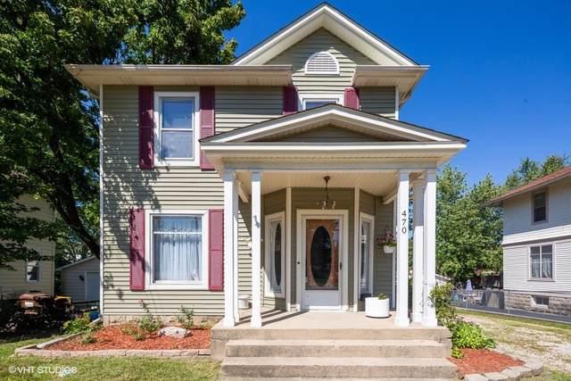 470 W Jackson Street, Woodstock, IL 60098 (MLS #10511559) :: Suburban Life Realty