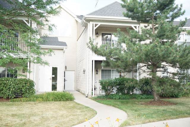 786 N Gary Avenue #209, Carol Stream, IL 60188 (MLS #10511744) :: The Mattz Mega Group