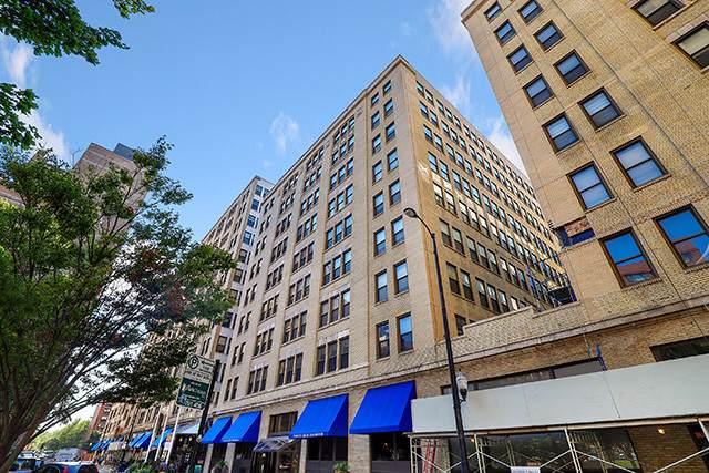 680 S Federal Street #608, Chicago, IL 60605 (MLS #10511757) :: Baz Realty Network | Keller Williams Elite