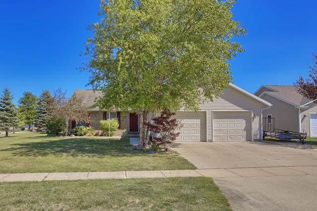 808 Timber Ridge Drive, Mahomet, IL 61853 (MLS #10511864) :: Ryan Dallas Real Estate
