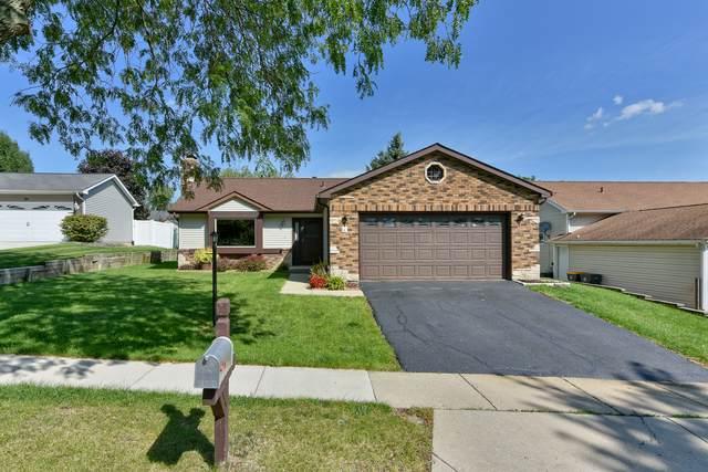 4 Harvest Drive, Streamwood, IL 60107 (MLS #10511888) :: Ani Real Estate