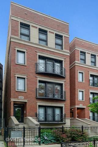 3541 N Wilton Avenue #2, Chicago, IL 60657 (MLS #10511922) :: Baz Realty Network   Keller Williams Elite