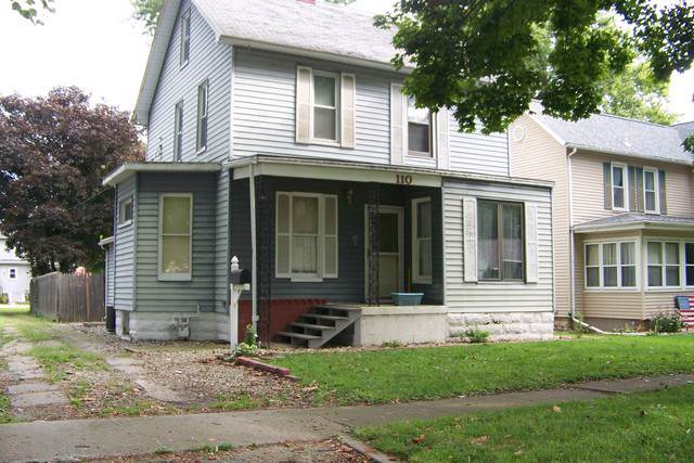 110 W Chestnut Street, Fairbury, IL 61739 (MLS #10511960) :: Littlefield Group