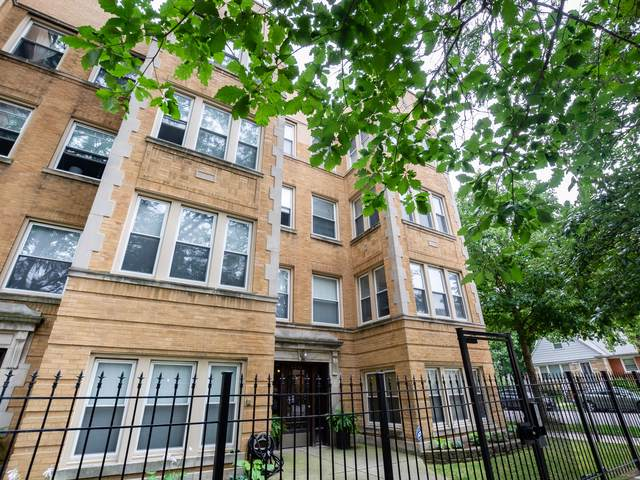 4056 N Sacramento Avenue #3, Chicago, IL 60618 (MLS #10512054) :: Property Consultants Realty