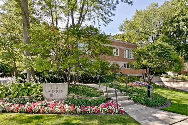 119 E Laurel Avenue #101, Lake Forest, IL 60045 (MLS #10512285) :: Littlefield Group