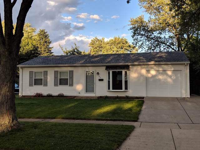 209 Mayfield Drive, Streamwood, IL 60107 (MLS #10512454) :: Janet Jurich Realty Group