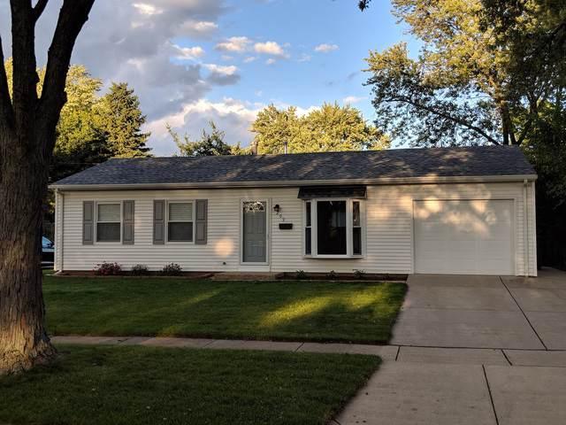 209 Mayfield Drive, Streamwood, IL 60107 (MLS #10512454) :: Ani Real Estate