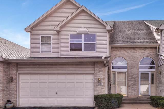 1410 Joyce Drive, Flossmoor, IL 60422 (MLS #10512503) :: Baz Realty Network   Keller Williams Elite