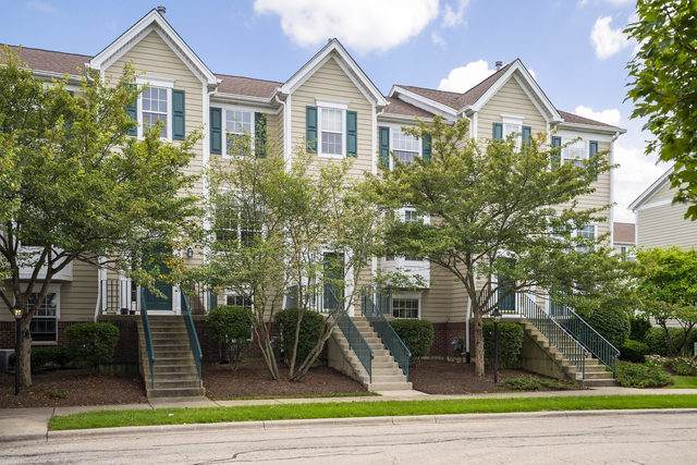 2432 Courtyard Circle #2, Aurora, IL 60506 (MLS #10512598) :: Property Consultants Realty
