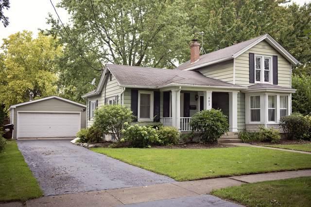 403 S Ayer Street, Harvard, IL 60033 (MLS #10512606) :: Ryan Dallas Real Estate