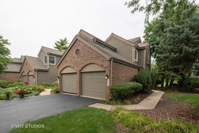 1508 Aberdeen Court #1508, Naperville, IL 60564 (MLS #10512720) :: Property Consultants Realty
