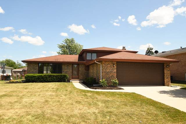 16409 Surrey Drive, Tinley Park, IL 60477 (MLS #10512764) :: The Wexler Group at Keller Williams Preferred Realty