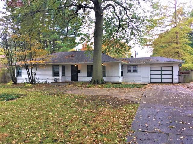 1707 S Vine Street, Urbana, IL 61801 (MLS #10512973) :: Ryan Dallas Real Estate